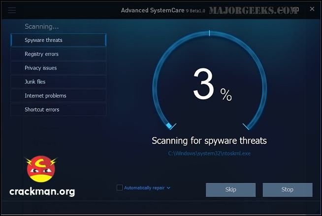 IObit Advanced Systemcare Pro 9.0.1 Final full crack iobit advanced systemcare pro IObit Advanced Systemcare Pro 9.0.1 Final full crack Iobit Advanced systemCARE Pro version 8 and 9 crackman