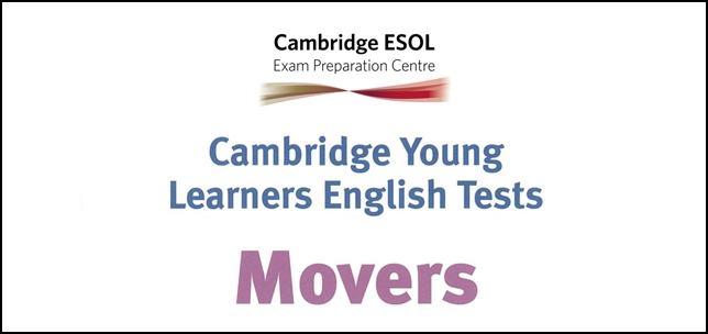 Cambridge Movers (YLE Movers) trọn bộ 7 cuốn | chương trình TATC của bộ GD cambridge movers (yle movers) Cambridge Movers (YLE Movers) trọn bộ 9 cuốn theo chương trình TATC Cambridge English Movers tron bo 7 cuon crackman