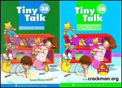 Sách học tiếng Anh Tiny Talk trọn bộ | Bộ sách cho trẻ mẫu giáo sách học tiếng anh tiny talk Sách học tiếng Anh Tiny Talk trọn bộ | Bộ sách cho trẻ mẫu giáo bo sach hoc tieng anh Tiny Talk oxford crackman