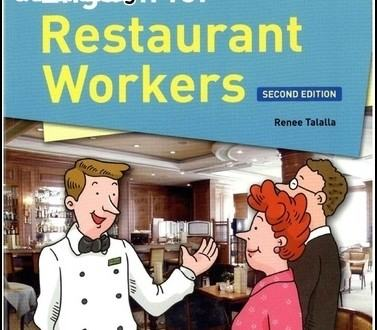 English for restaurant worker (2nd edition) | sách tiếng Anh ngành nhà hàng english for restaurant worker English for restaurant worker (2nd edition) | sách TA ngành nhà hàng english for restaurant worker 2nd edition dach tieng anh cho ngang nha hang crackman