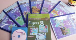 Cambridge Flyers (YLE Flyers) trọn bộ 8 cuốn chương trình TATC cambridge flyers (yle flyers) Cambridge Flyers (YLE Flyers) trọn bộ 9 cuốn Cambridge flyers tron bo 8 quyen crackman