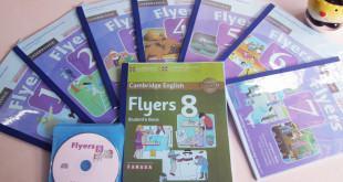 Cambridge Flyers (YLE Flyers) trọn bộ 8 cuốn chương trình TATC cambridge flyers (yle flyers) Cambridge Flyers (YLE Flyers) trọn bộ 8 cuốn chương trình TATC Cambridge flyers tron bo 8 quyen crackman