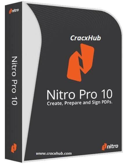 Nitro Pro Enterprise mới nhất - Chuyển đổi và tinh chỉnh tập tin PDF
