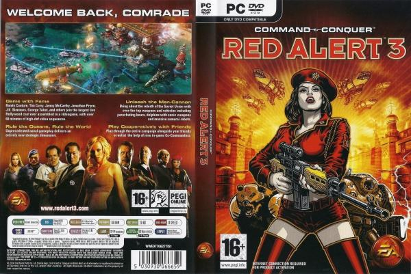 game Red Alert 3 và Red Alert 3 - Uprising bản full - Crackman.org game red alert 3 và red alert 3 - uprising game Red Alert 3 và Red Alert 3 – Uprising bản full game Red Alert 3 va Red Alert 3 Uprising gam bao dong do 3 uprising crackman