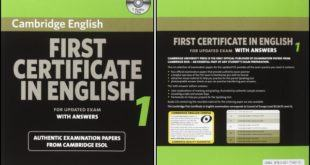 First Certificate in English Cambridge full trọn bộ từ quyển 1 đến 7 first certificate in english First Certificate in English full trọn bộ (FCE 1-7) First Certificate in English Cambridge full tron bo tu quyen 1 den 7 crackman